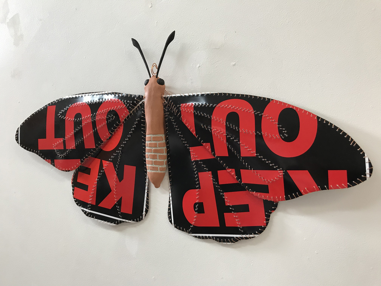 Item 203 - Schneider, Migrant Butterfly