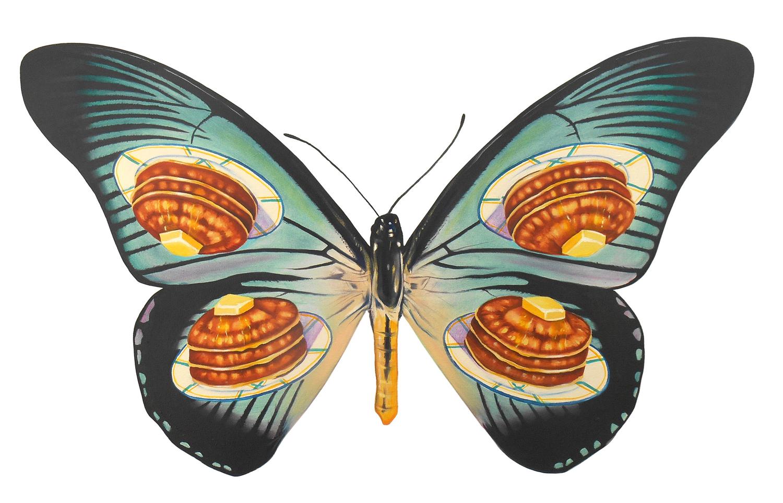 Item 137 - Forderer, Pancake Butterfly 1