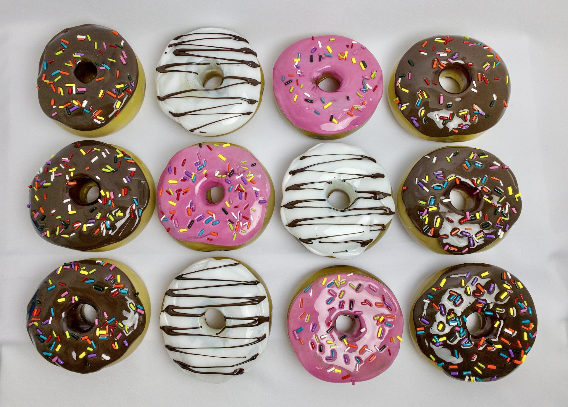 Dunkin Donuts by Dan McStocker