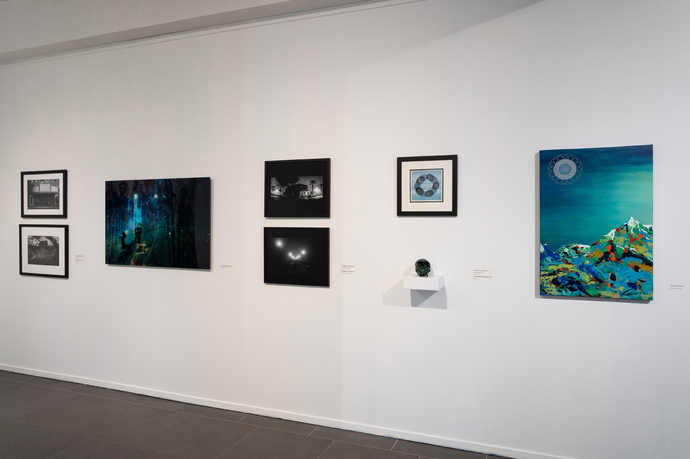 Artist Alliance 2019 Biennial exhibition, Groves Gallery North