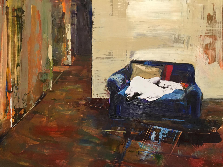 Barbara DiFrancia, Soft Landing