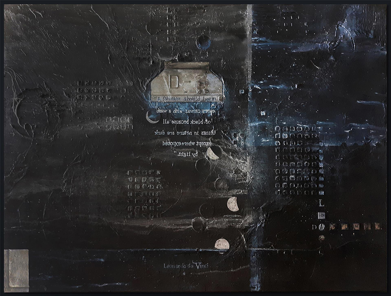 Chuck McPherson, Midnight with Da Vinci