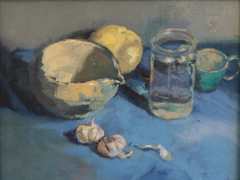 Tara Sood, The Blues