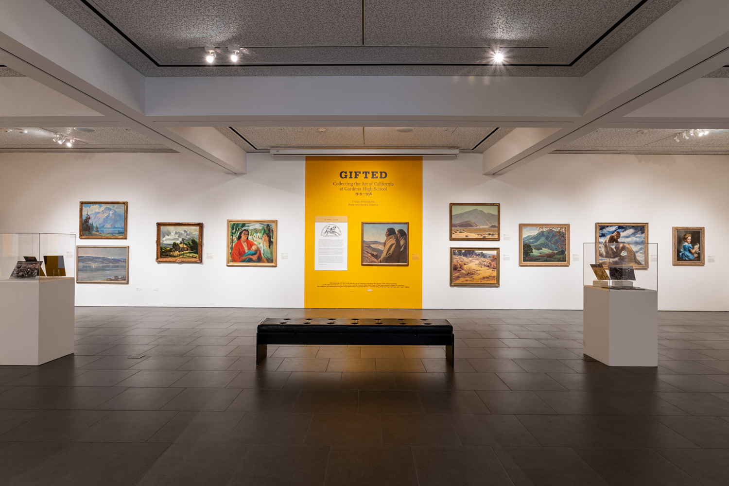 GIFTED: Collecting the Art of California at Gardena High School, 1919-1956