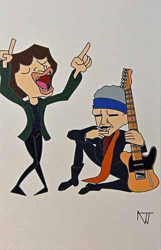 Mick Keith by Austin John Jones