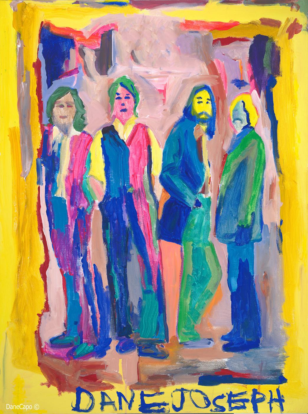The Beatles by Dane Capo