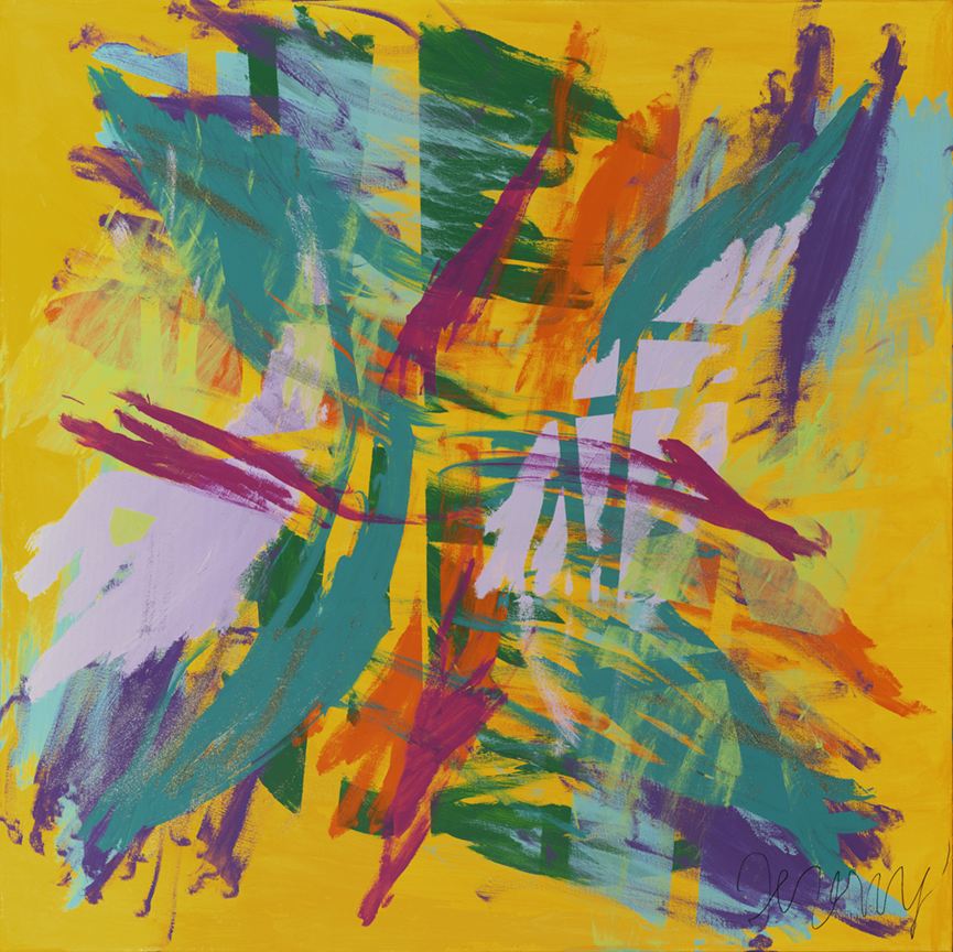 The Beautiful Colors of Dave Matthews and His Musicians in Concert by Jeremy Sicile Kira