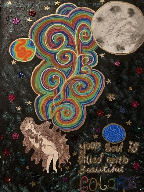 Happy Soul by Kaedyn Carmon