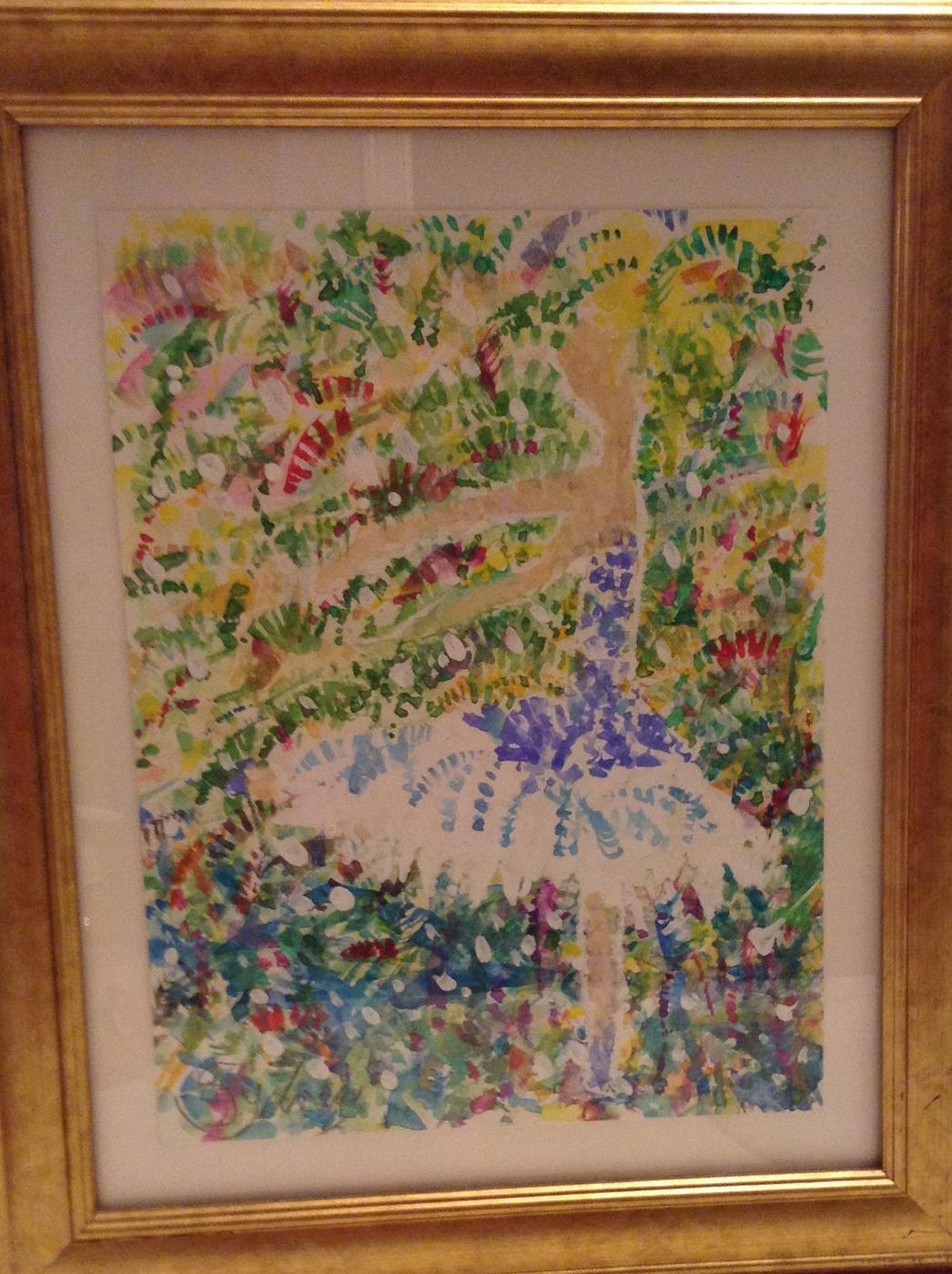 Ballarina by Sydney Edmond