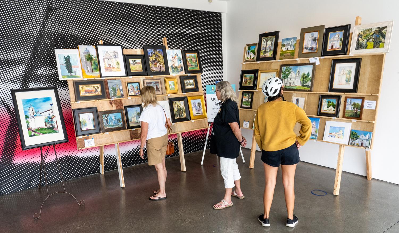 Quick Paint Challenge Sale, July 31