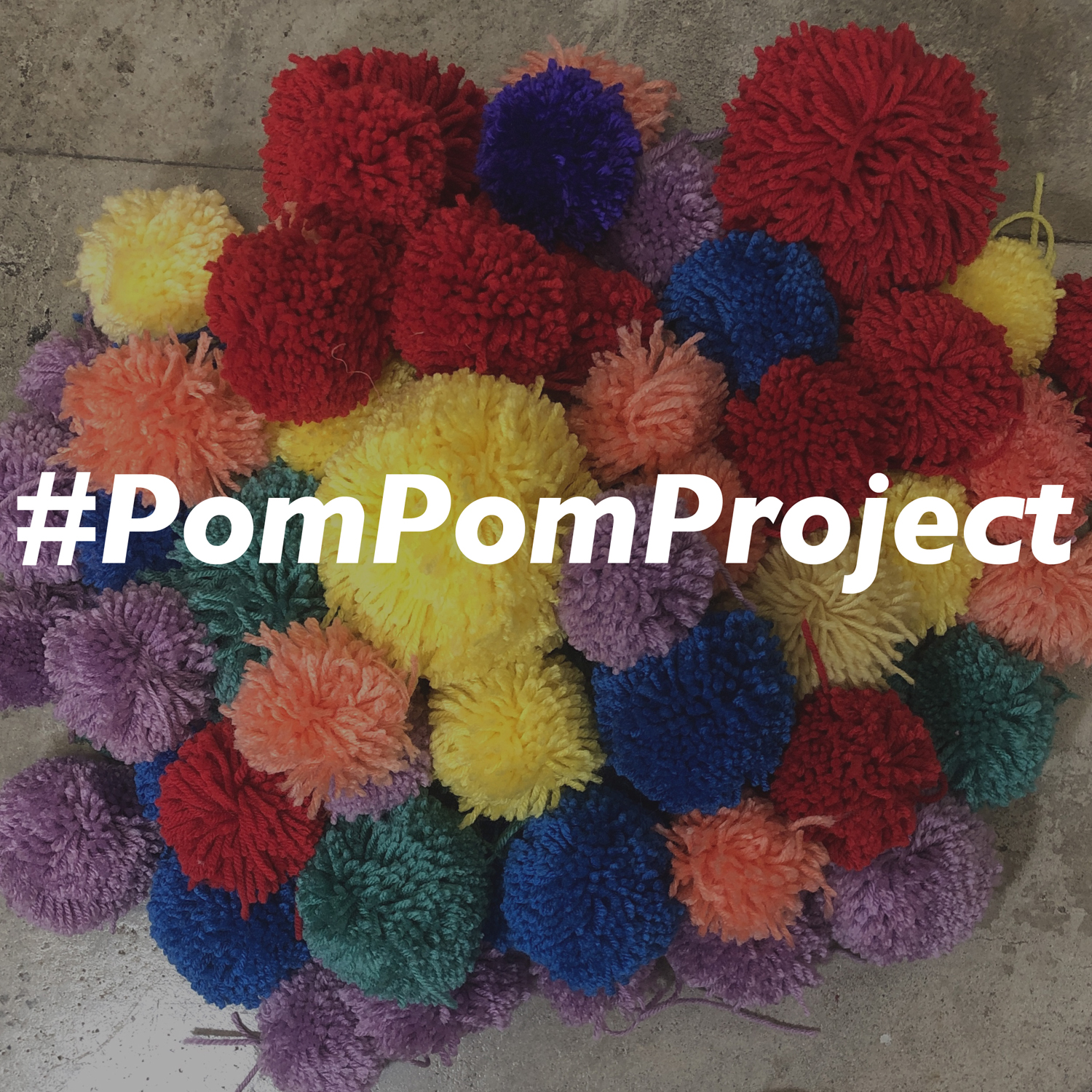 #PomPomProject