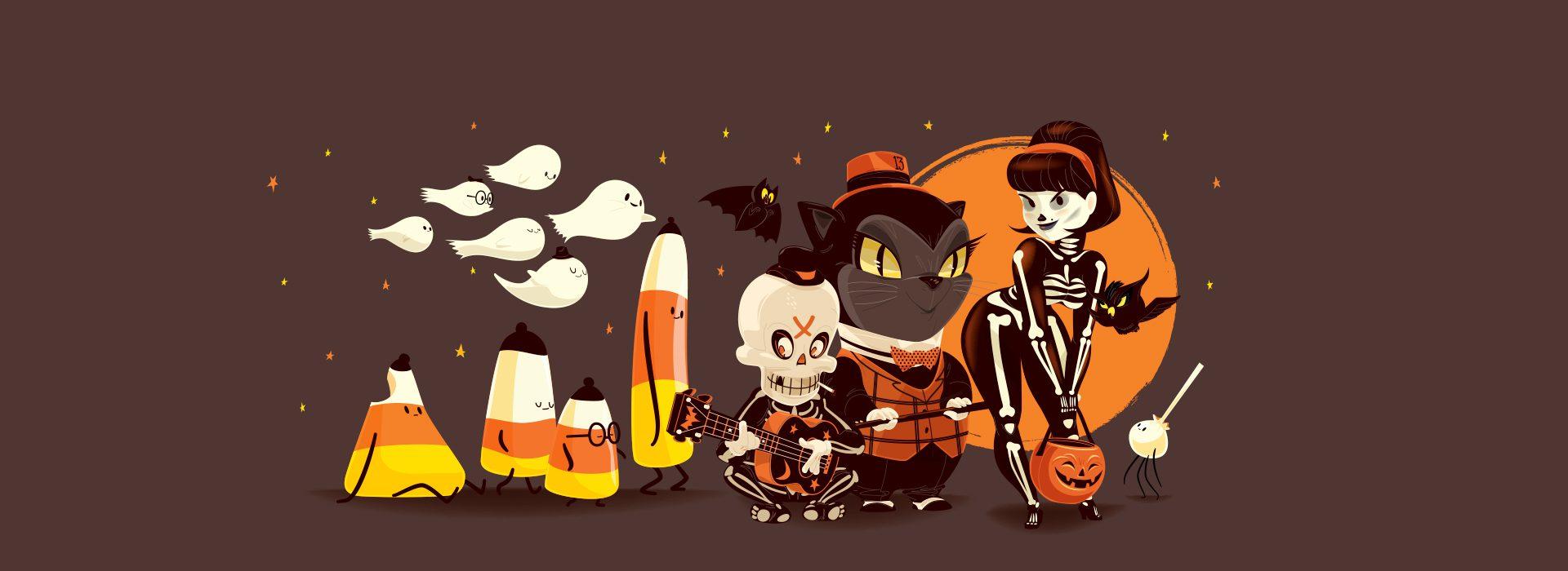 art after dark classic halloween bash oma online