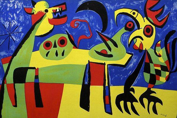 Taste Of Art: Joan Miro And His Surrealist World – OMA Online